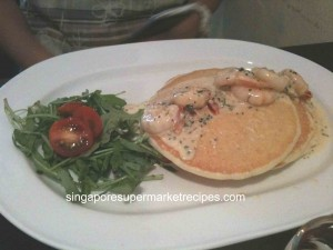 garlic butter strictly pancakes 3