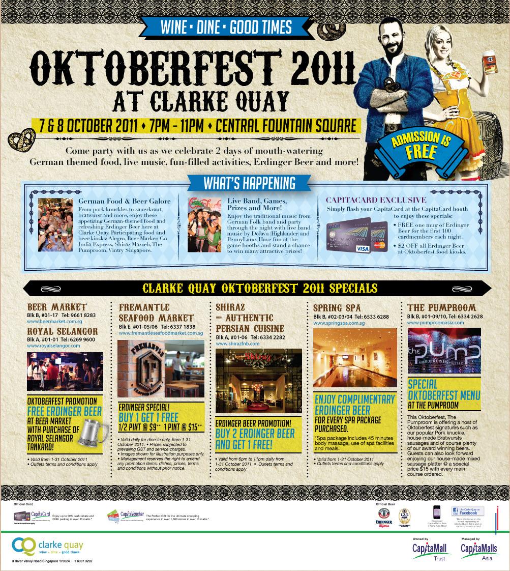 Oktoberfest Food Menu Ideas