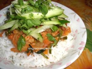 Korean BBQ Pork Ricebowl 2