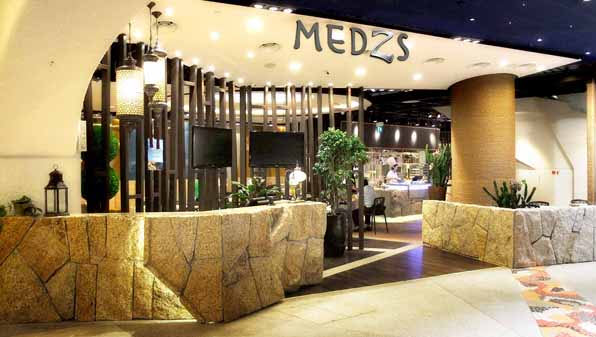 Medzs Basically Is Like Marche Style Cashless Card Casual Dining Concept You Just Need To Carry Along The Which Was Given At Entrance And