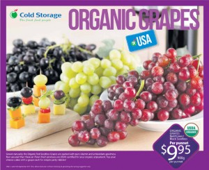 cold storage promotion