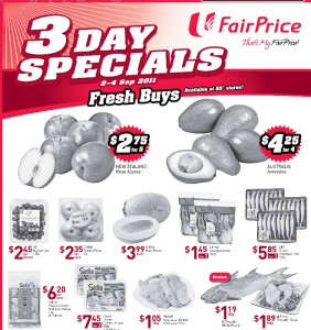 fairprice promotion 1