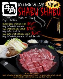 Shabu to go coupons