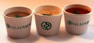 salad stop soup