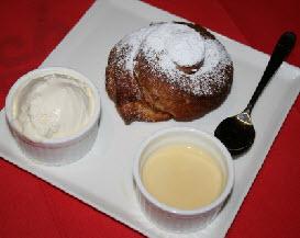 Bacchus dessert