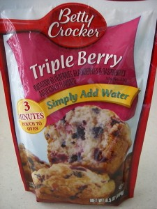 Betty Crocker Powder
