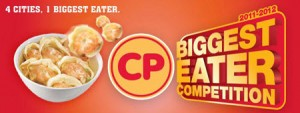 CP BIGGEST EATER COMPETITION