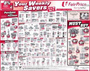 FAIRPRICE WEEKLY PROMOTIONS