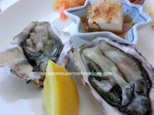 Fisherman Market Oyster