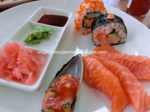 Fisherman Market Sashimi & Sushi