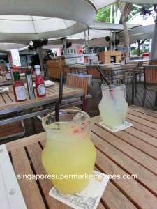 Frementle Seafood Market Beverages