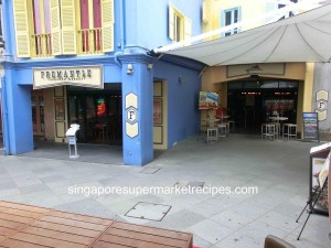 Frementle Seafood Market Entrance