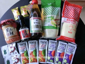 Ganbarou Nippon Goodies