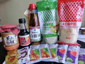 Ganbarou Nippon Products
