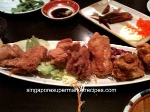 Kaarage Chicken