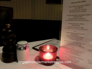 L Operetta Cafe Ambience