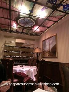 L Operetta Cafe Ceiling