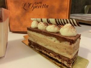 L Operetta Cafe L Operetta Cake