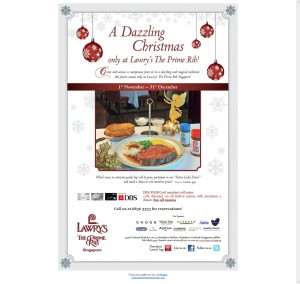 Lawry Christmas Promotions