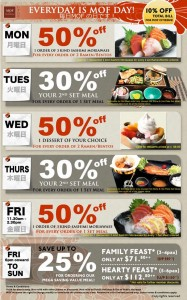 MOF Day Promotion