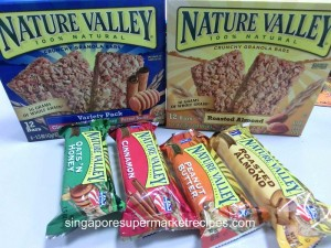 Nature Valley Cereal Bar