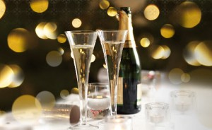 Regent Hotel Toast to New Year