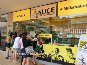 Slice Entrance
