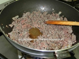 coroquette curry beef
