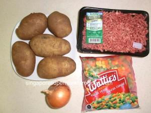 coroquette ingredients