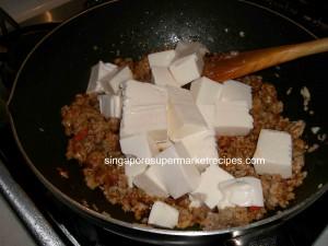 tofu for mabo tofu