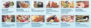 Citibank Credit Card Food Promotions