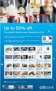 Citibank Credit Card Promotions