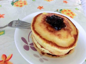 Daiso Hotcakes Stack