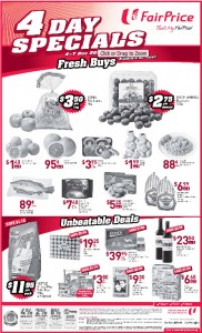FaiPrice 4 Days Special Promotions