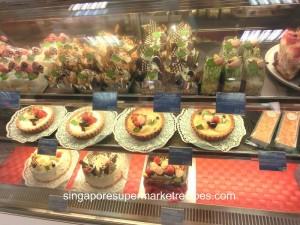 Flor Cake at Takashimaya