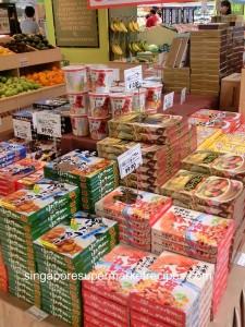 Hokkaido Fair 2011 Meidiya Curry Variety