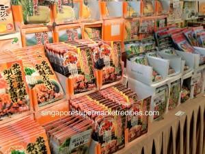Hokkaido Fair 2011 Meidiya Ochatsuke