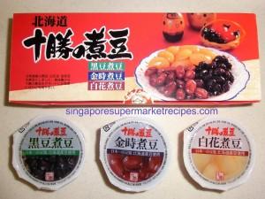 Hokkaido Fair 2011 Meidiya Sweet Beans