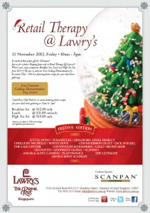Lawry's Retail Therapy Promotions