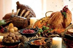 fullerton hotel christmas feast