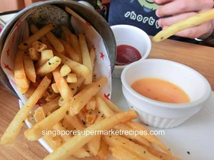 watami french fries
