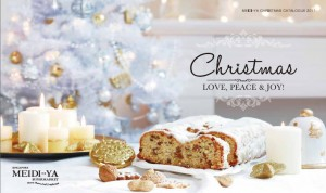 Meidiya Japanese supermarket Christmas promotions