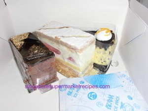 Rive Gauche Patisserie Cakes