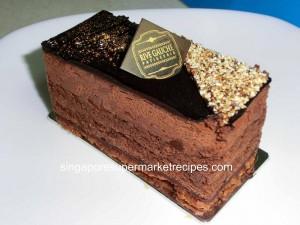 Rive Gauche Patisserie Chocolate Cake