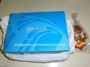 Rive Gauche Patisserie Packaging