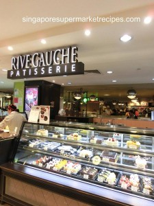 Rive Gauche Patisserie Variety of Cakes