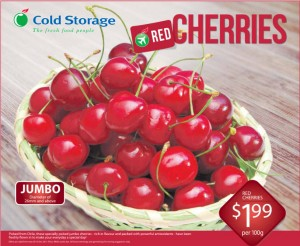 cold storage cherries promotions