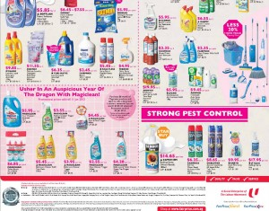 fair price supermarket promotions the big spring clean