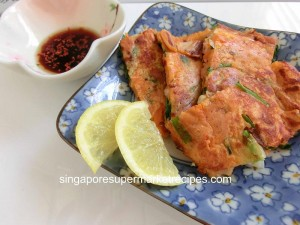 korean pancake recipe