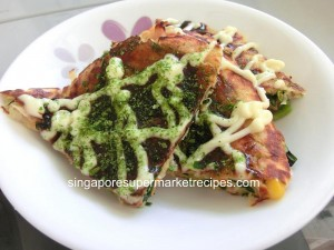 okonomiyaki japanese pancakes